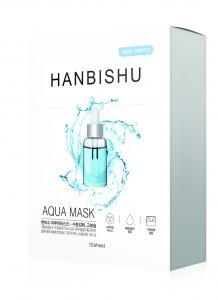 Hanbishu Aqua Mask (Hydrating & Moisturizing) (1 Sheet)
