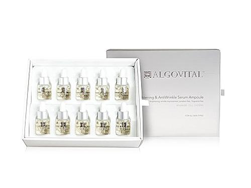 Algovital Brightening & Antiwrinkle Serum Ampoule