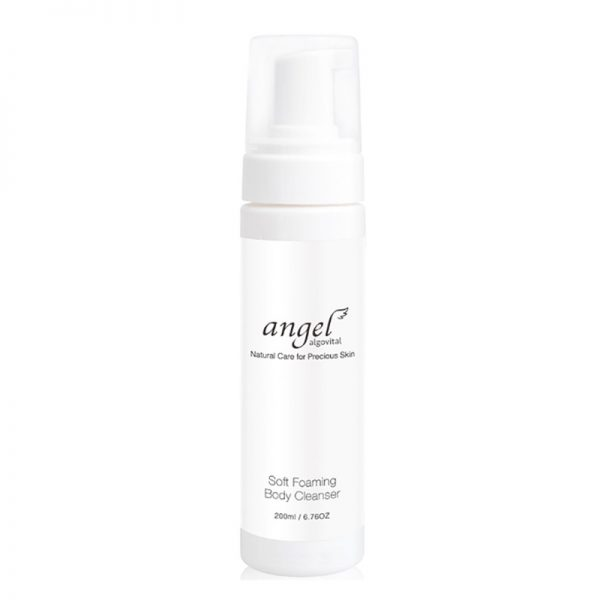 Algovital Angel Soft Foaming Body Cleanser - 200ml